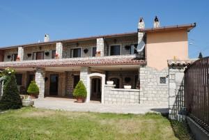 Restored Stone Italian Home