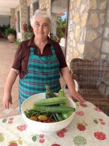 The zucchine elf - Zia Vittoria!