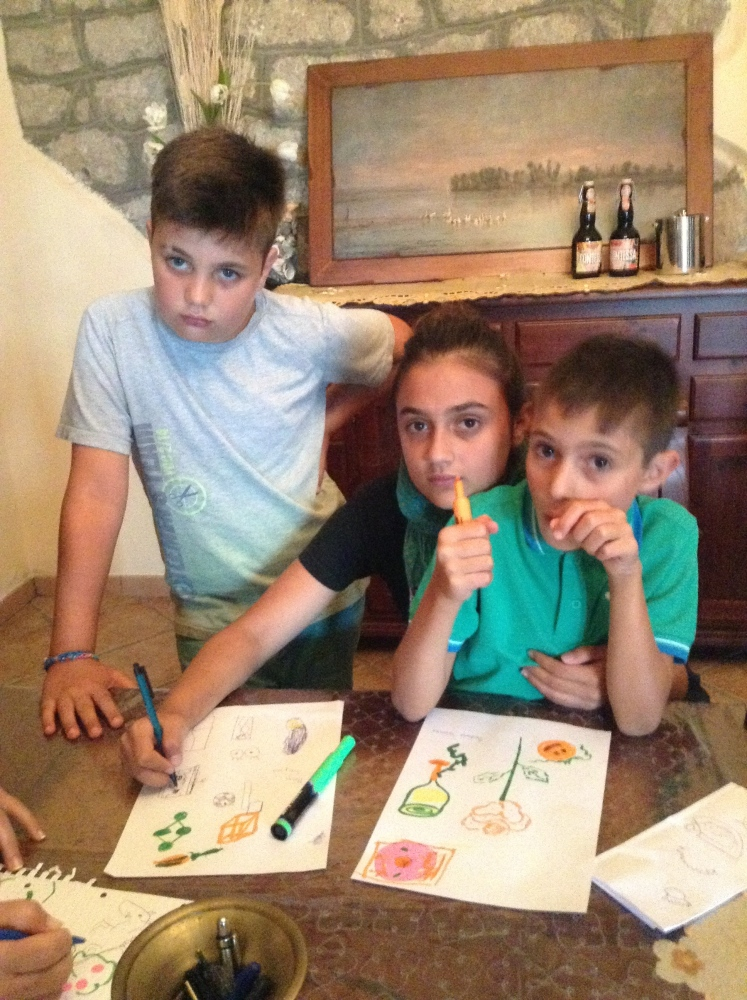 How I Spent My Summer Vacation by Ragazzi Iacovella  (1/5)