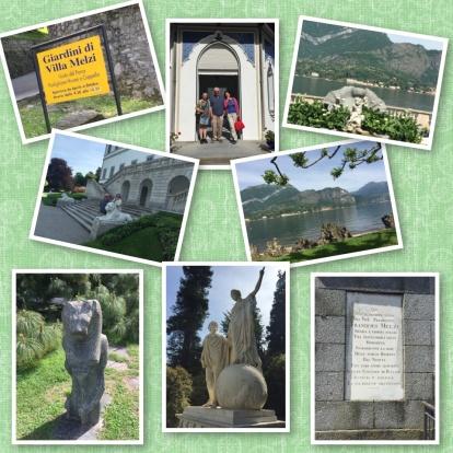 Bellagio Giardini Melzi