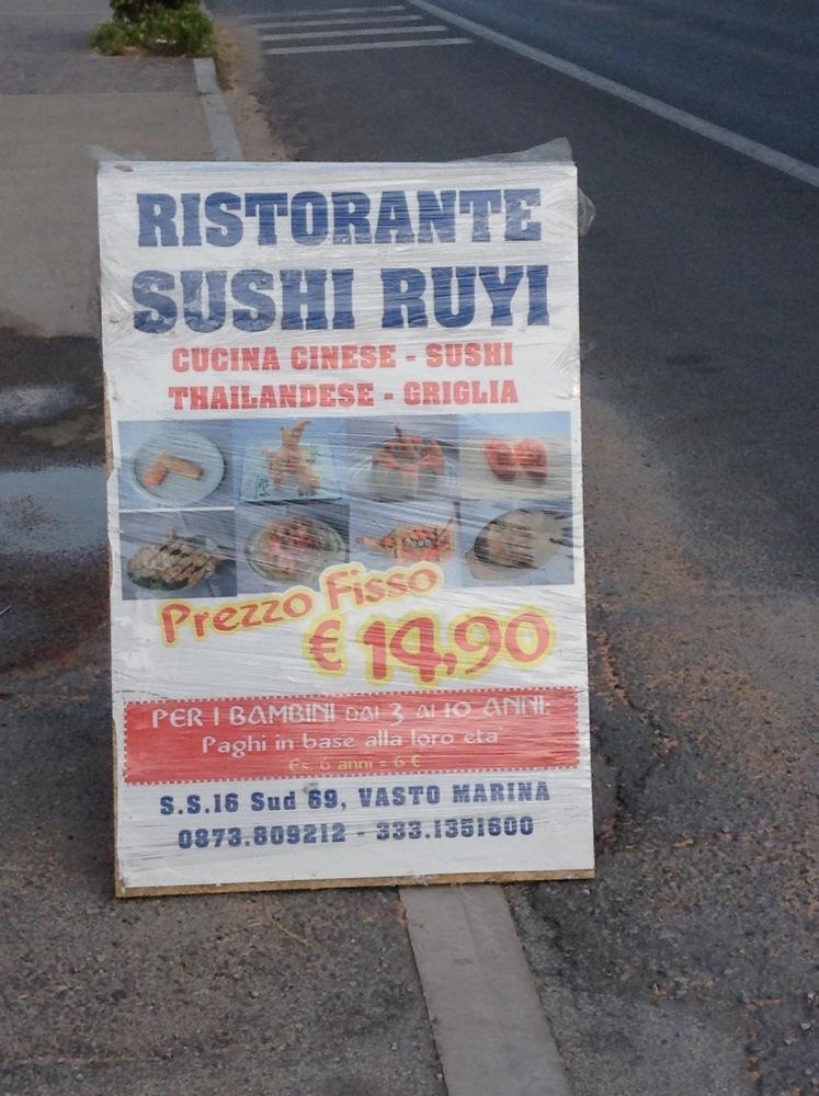 Sushi Ruyi - Marina di Vasto (2/2)