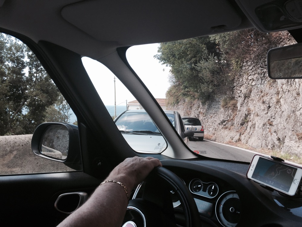 August and the Amalfi Coast Road - Hell (3/5)