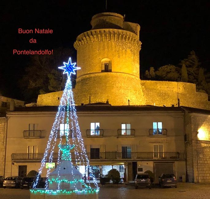 Christmas Ponte